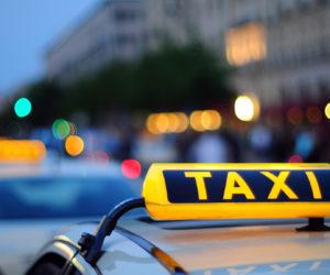 Червоноград таксі